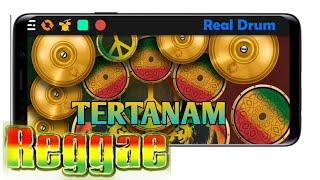 Tony Q Rastafara Tertanam    Real Drum Cover