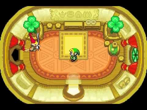 Game Boy Advance Longplay [033] The Legend of Zelda: The Minish Cap (Part 1 of 3)