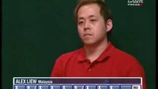 2007 World Tenpin Masters Game 5 Schmidt vs Liew Part 5