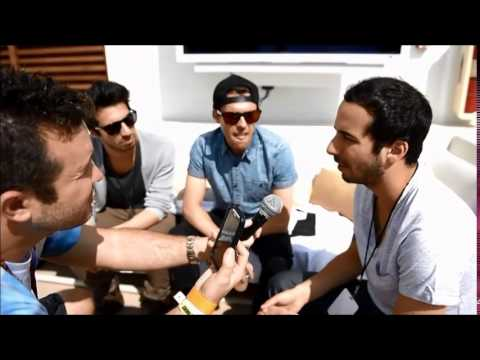 Cash Cash Interview and Performance