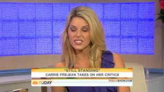 Carrie Prejean SEX TAPE Video Scandal: EX-Miss California Today Show Interview On Scandal