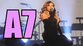 Mariah Carey A7 Whistle In