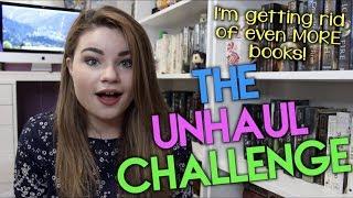 THE BOOK UNHAUL CHALLENGE