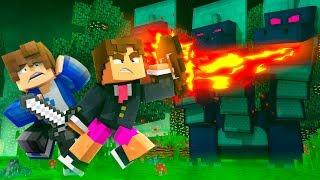 Minecraft: HYDRA DE TRÊS CABEÇAS ! - MISTÉRIO Ep.6  ‹ LOKI ›