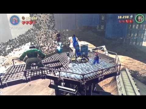 Miércoles de Demos | Lego Avengers | TLanderMonster | Xbox 360