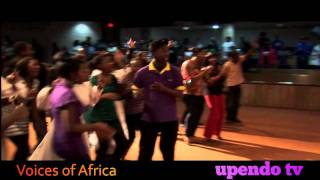 My God is Good Oh Voice of Africa - Upya Thanksgiving 2009