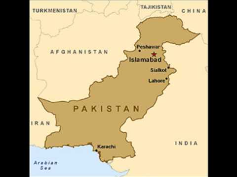 Pakistan Google Map
