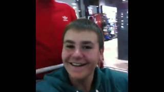 vlog на тележки по супермаркету караван бегали от охраны