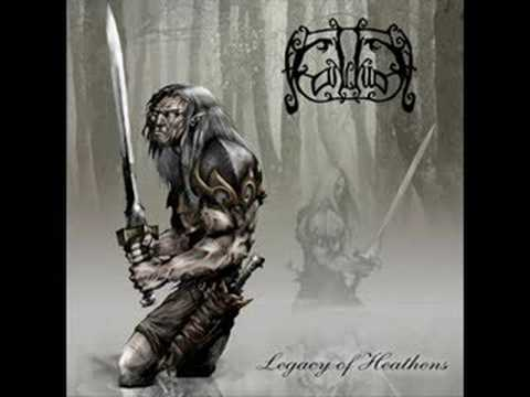 Falchion - The Darkest Valley of Mist + lyrics