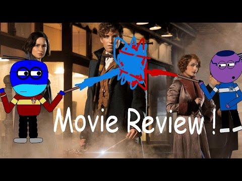 Fantastic Beasts and Where to Find Them (2016) - Movie Review & Discussion