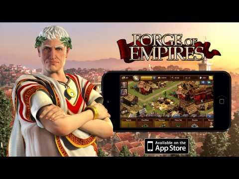 Forge of Empires iOS app