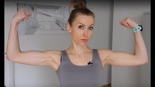 Mój sposób na zdrowe ciało, sprawne mięśnie i małą ilość tkanki tłuszczowej | Iwona Wierzbicka Vlog