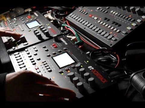 DL - Techno Live Set 2018 #05 (organic, drone, minimal)