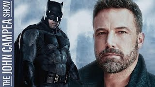 Ben Affleck Confirms He's No Longer Batman - The John Campea Show