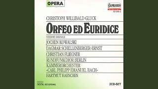 Orfeo ed Euridice: Act III Scene 3: Ballo: III. Andante
