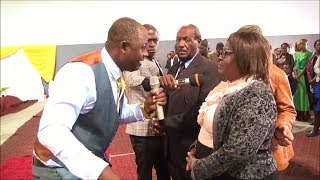 A pastor and his members are Sick !! Unbelievable ! Prophetic moment with Prophet Martinien