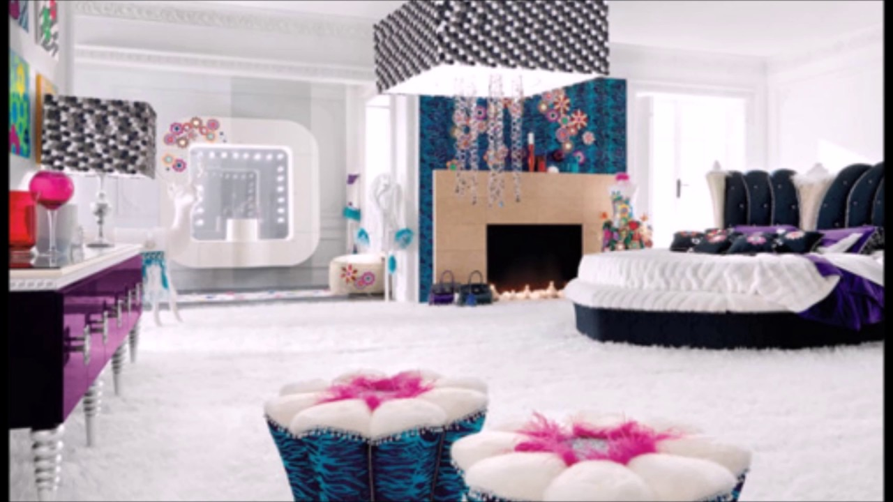 30 habitaciones para chicas adolescentes youtube for Decoracion de cuartos para jovenes