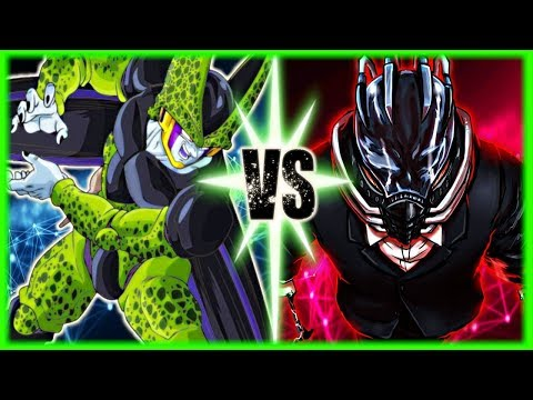 Perfect Cell Vs All For One Part 3