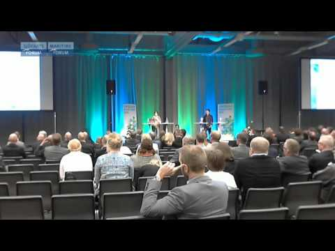 Swedish Maritime Day 2015 – spår 1-2;  Sjöfart – entreprenör