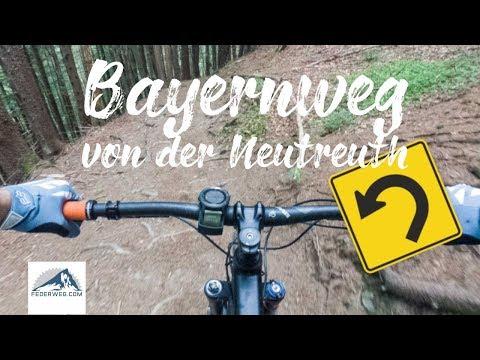 Bayernweg - Trail von der Neureuth zum Tegernsee