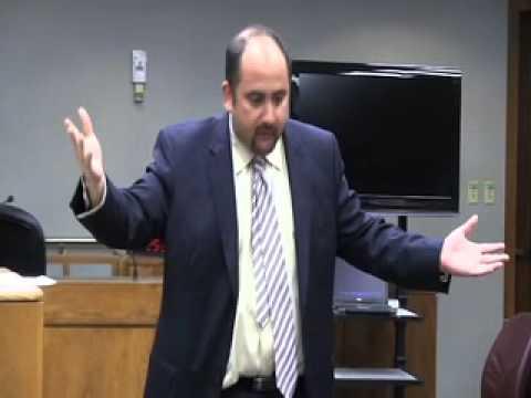 Carlos Miller's Trial (10 of 13): Defense attorney Santiago Lavandera's closing argument