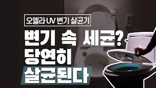 [다다PICK | 오늘의 영업템] 변기 속 세균? 당연…