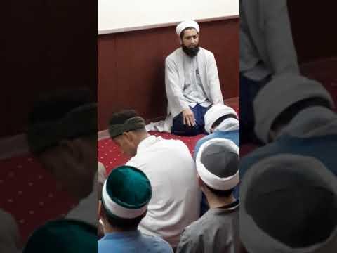 التلاوة بعد الصلاة ( مدارس محمود أفندي) اسطنبول