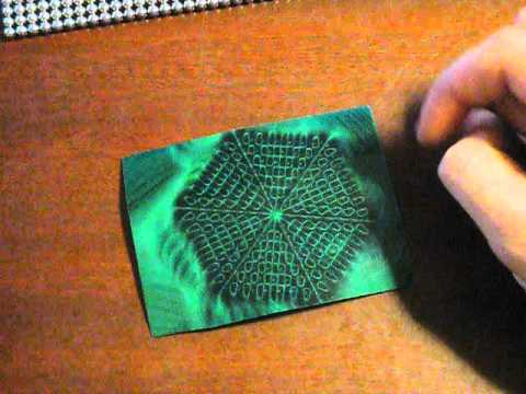 Magnetic Viewing Film, Looking at Zen Magnets