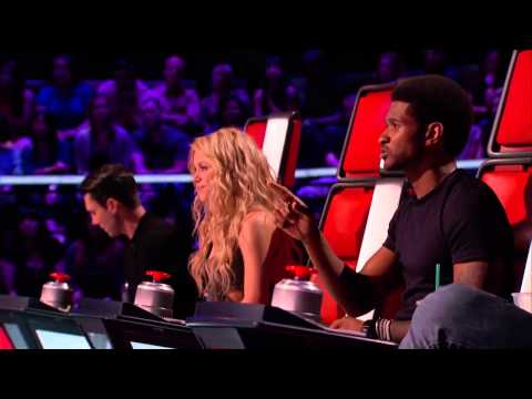Madilyn Paige Audition Titanium The Voice Highlight [HD]