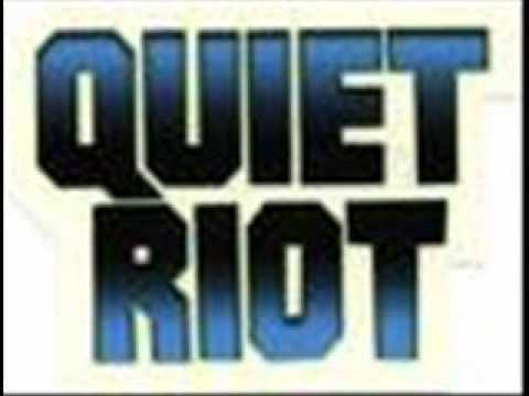 Quiet Riot - Mama Weer All Crazee Now