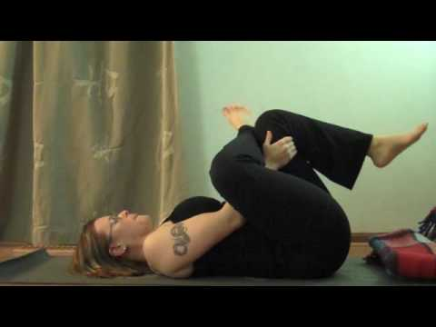 low back pain relief  hip opener quick yoga  youtube