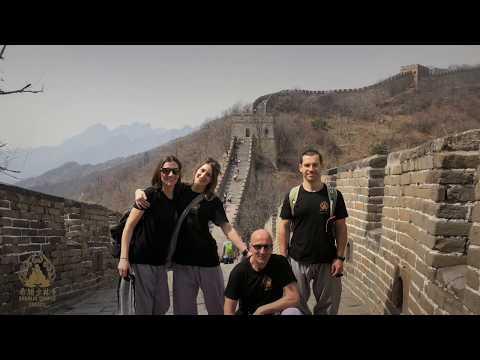 Cultural Trip China 2018-Part B | Shaolin Temple Greece 希腊少林寺