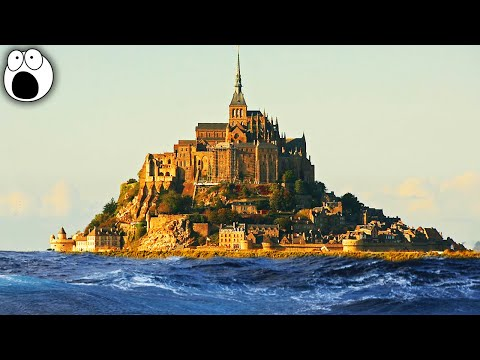 Top 10 Most AMAZING Castles and Palaces EVER Built