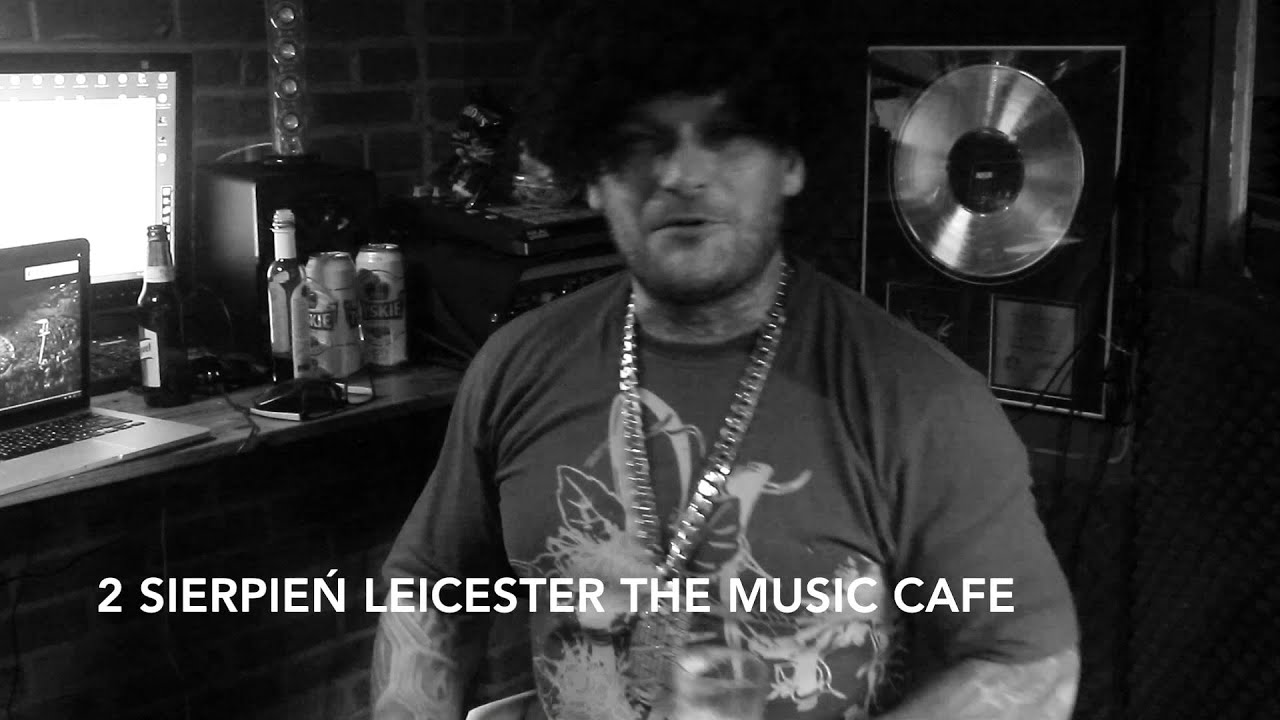 gang albanii leicester 2 sierpie the music cafe youtube. Black Bedroom Furniture Sets. Home Design Ideas