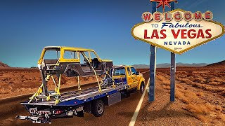 The Corvair Build Moves To Las Vegas!