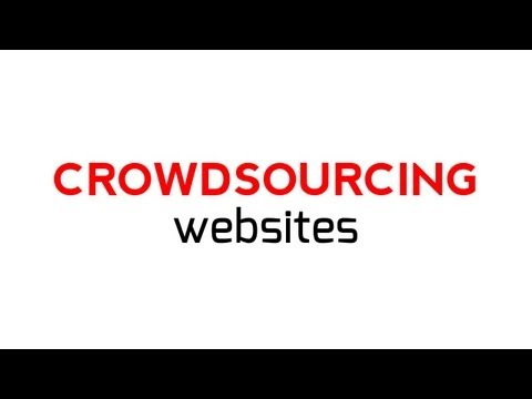 CrowdSourcing Websites: How Do They Work