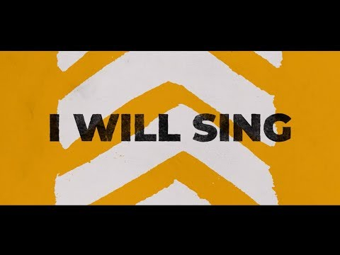 Martin Smith – I Will Sing [Live] [Official Lyric Video]