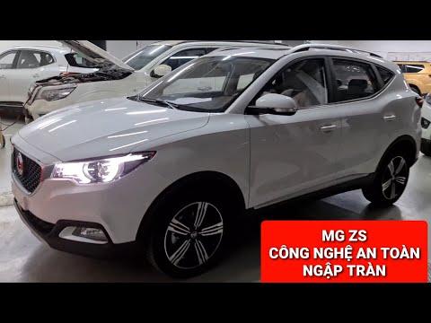 ✅ Chi tiết MG ZS 1.5 AT Luxury 2020, 639 triệu, trả trước 185 triệu lấy xe về ☎️[0868.11.75.75]