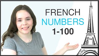 LEARN FRENCH NUMBERS 1 100 COUNTING IN FRENCH 1 100