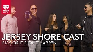 Jersey Shore Cast Show Hilarious Photos From Their Phones! | Pics Or It Didn't Happen