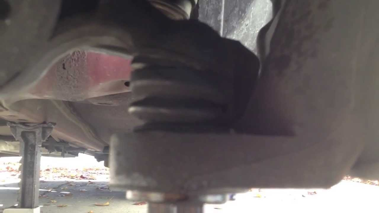 2010 Ford Fusion Ball JointControl Arm Replacement  YouTube