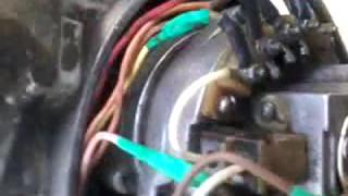 Проводка на искру и зарядку, ИЖ Планета 5