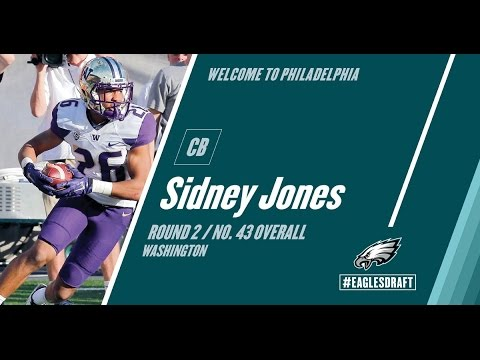 Was Drafting Sidney Jones a Good Move for the Eagles?