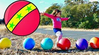 CENTEL Kick Ball for Kids