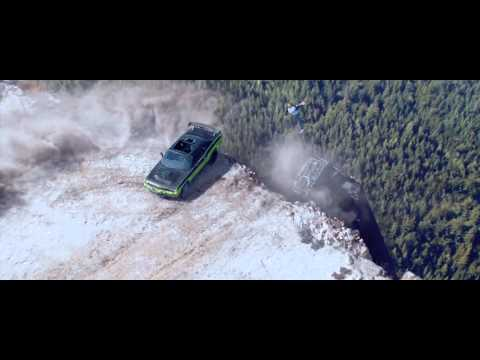 4K Fast & Furious 7 official trailer 2014...