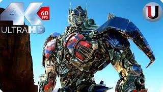 Autobots Reunite Scene Transformers 4 Age of Extinction 2014 CLIP IMAX (4K)