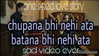 Hatheli pe tumhari naam || Official Video || feat Rahul jain #bollywoodRocks one sided love story ||