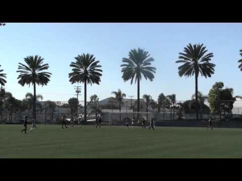 Celtic Academy vs Santa Monica United
