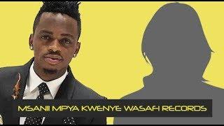 Huyu Ndio Msanii Mpya wa Kike Kwenye Wasafi Records, Diamond Platnumz Amtambulisha Huezi Amini