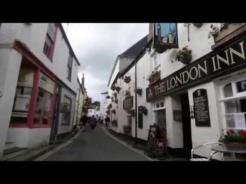 Travelling With a Bicycle: Padstow Through Our Lense